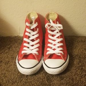 Chuck Taylor All Star High Top Shoes (Classic)
